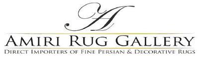 Amiri Rug Gallery, logo